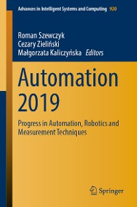 Cover Automation 2019