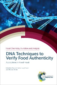 Cover DNA Techniques to Verify Food Authenticity
