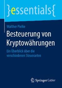 Cover Besteuerung von Kryptowährungen