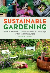 Cover Sustainable Gardening