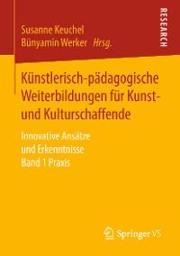 Cover Künstlerisch-pädagogische Weiterbildungen für Kunst- und Kulturschaffende