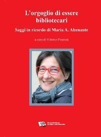 Cover L'orgoglio di essere bibliotecari