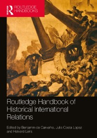 Cover Routledge Handbook of Historical International Relations