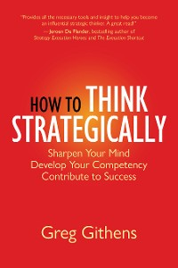 Cover How to Think Strategically
