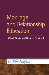 Cover Marriage and Relationship Education