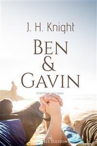 Cover Ben & Gavin: Edizione italiana