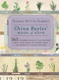Cover China Bayles' Book of Days