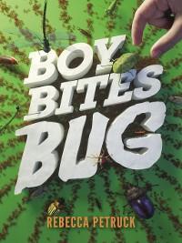 Cover Boy Bites Bug