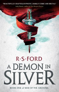 Cover A Demon in Silver