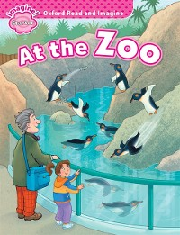 Cover At the Zoo (Oxford Read and Imagine Starter)