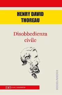 Cover Disobbedienza civile