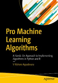 Cover Pro Machine Learning Algorithms