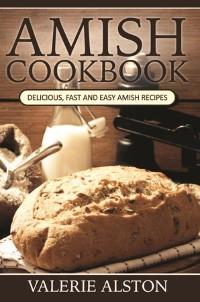 Cover Amish Cookbook