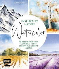 Cover Watercolor inspired by Nature