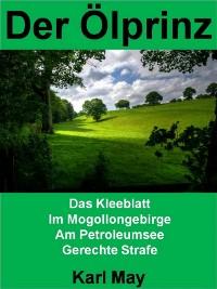 Cover Der Ölprinz
