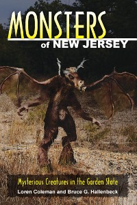 Cover Monsters of New Jersey