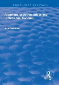 Cover Argument for Action: Ethics and Professional Conduct