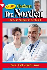 Cover Chefarzt Dr. Norden 1141 – Arztroman
