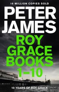 Cover Roy Grace Ebook Bundle: Books 1-10