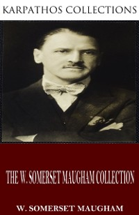 Cover W. Somerset Maugham Collection
