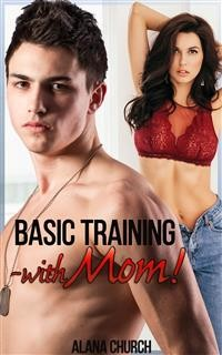 Cover Basic Training...With Mom!
