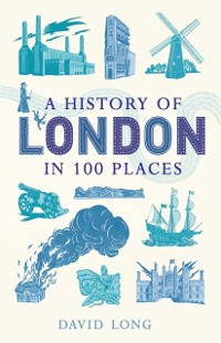Cover History of London in 100 Places