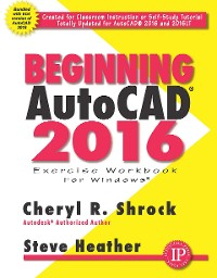 Cover Beginning AutoCAD 2016