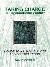 Cover Taking Charge of Organizational Conflict