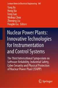 Cover Nuclear Power Plants: Innovative Technologies for Instrumentation and Control Systems