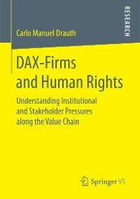 Cover DAX-Firms and Human Rights