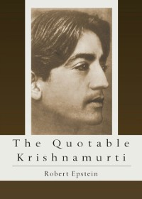 Cover Quotable Krishnamurti