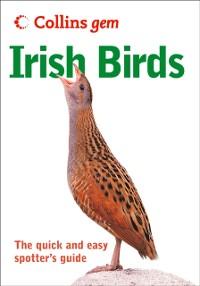 Cover Irish birds (Collins Gem)