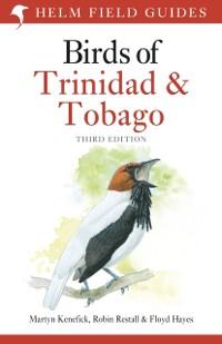 Cover Birds of Trinidad and Tobago