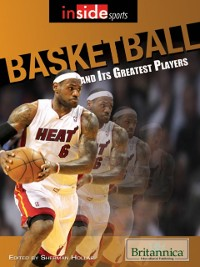 Cover Basketball and Its Greatest Players