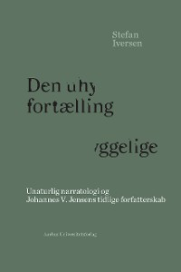 Cover Den uhyggelige fortAelling