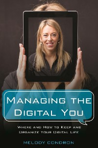 Cover Managing the Digital You