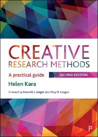 Cover Creative Research Methods 2e