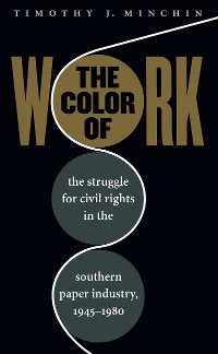 Cover The Color of Work