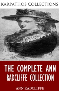 Cover Complete Ann Radcliffe Collection