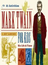 Cover Mark Twain for Kids