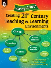Cover Making Change Creating 21st Century Teaching & Learning Environments