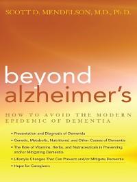 Cover Beyond Alzheimer's