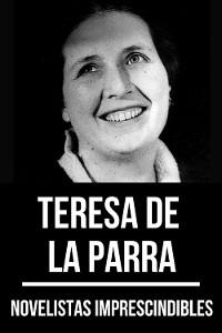 Cover Novelistas Imprescindibles - Teresa de la Parra