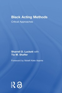 Cover Black Acting Methods