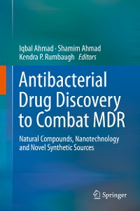 Cover Antibacterial Drug Discovery to Combat MDR