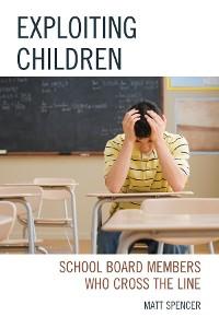Cover Exploiting Children