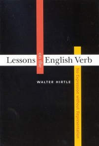 Cover Lessons on the English Verb