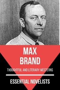 Cover Essential Novelists - Max Brand
