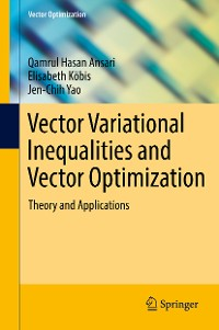 Cover Vector Variational Inequalities and Vector Optimization
