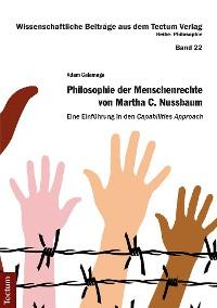 Cover Philosophie der Menschenrechte von Martha C. Nussbaum
